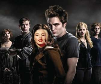 Put the face you want in the body of Bella, the main character in Twilight