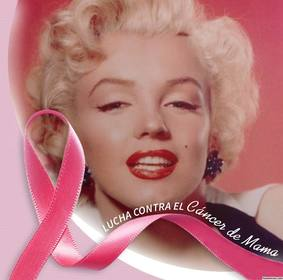 Photo effect for your profile picture of a pink frame and the ribbon against breast cancer.