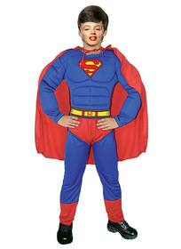 Free photomontage to disguise your son as Superman