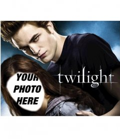 Photomontage of Twilight Bella and Edward (Twilight)