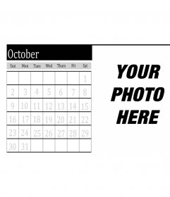 make my own calendar template - template to create your free customizable calendar month