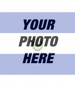 Photomontage of the flag of El Salvador, for your profile picture