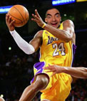 In this photomontage put face with Kobe Bryant Los Angeles Lakers jersey
