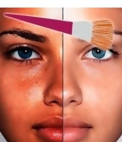 Online Effect Of Virtual Makeup To Be