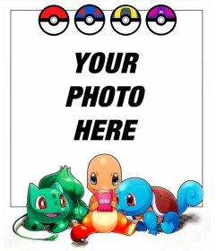 pokmon photo frame