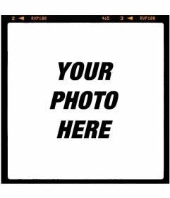 photo frame instagram nashville style to make online