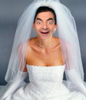 Wedding Dress up with this photomontage