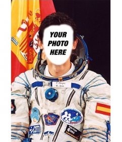 If your dream is to become an astronaut, now you can with this photo ...