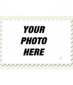 Collage To Put Your Photo On A Stamp To Do Online Photofunny