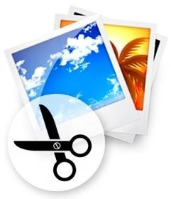 Online picture cropper tool for photos and images
