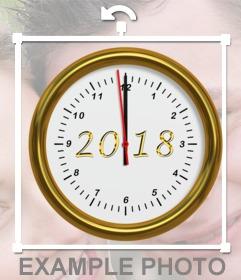 Clock year 2018