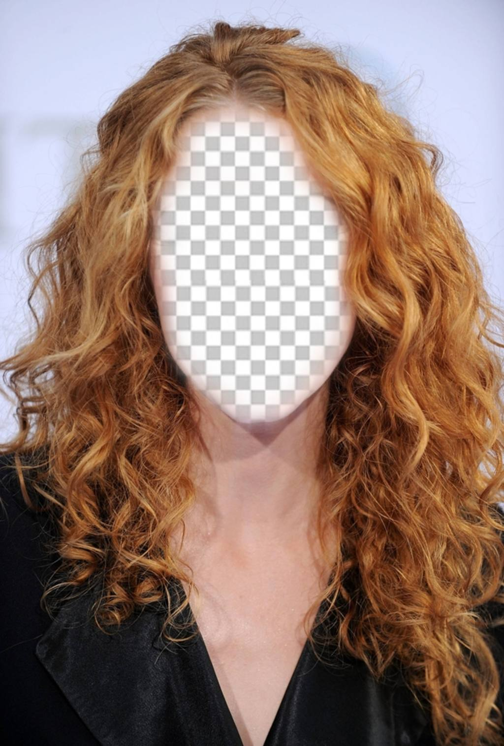Change Your Hair To Curly Haired One With This Online