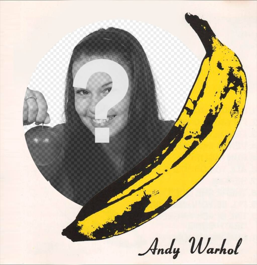 Collage with the CD cover of The Velvet Underground & Nico