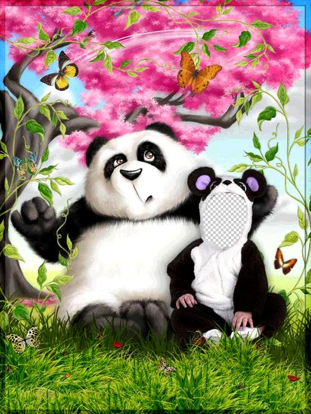 Panda costume that you can edit online and free panda costume that you can edit online and free solutioingenieria Choice Image