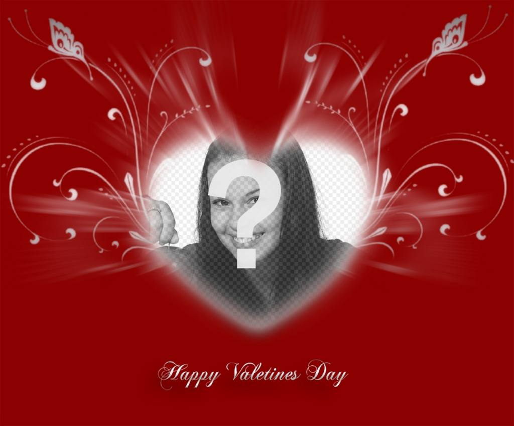 Celebrate a Happy Valentines Day with this background to ...