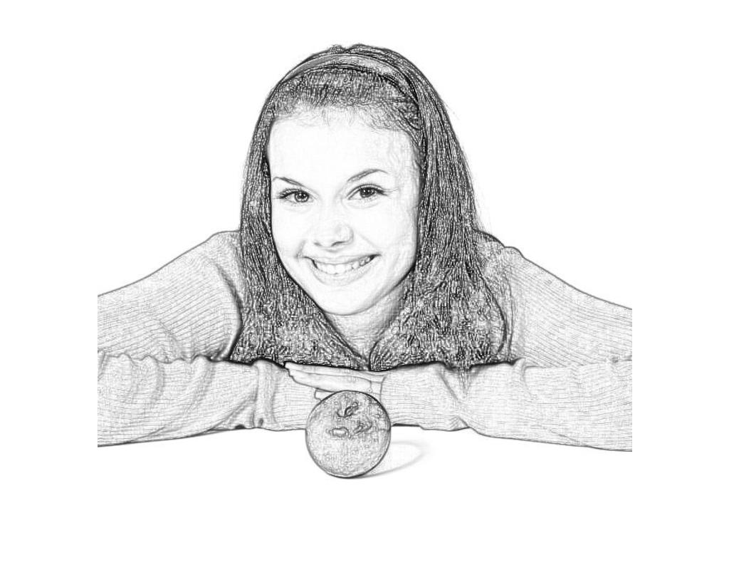Online pencil drawing effect for your photo