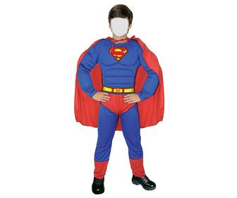 free photomontage to disguise ur son as superman