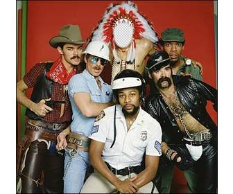 become the indian of village people with this funny photomontage