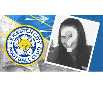 cover photo for fans of leicester team to customize for free
