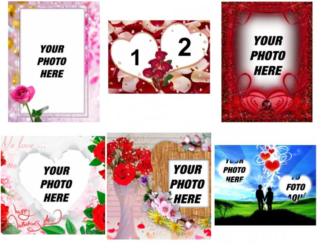 funny photo frame editing online free