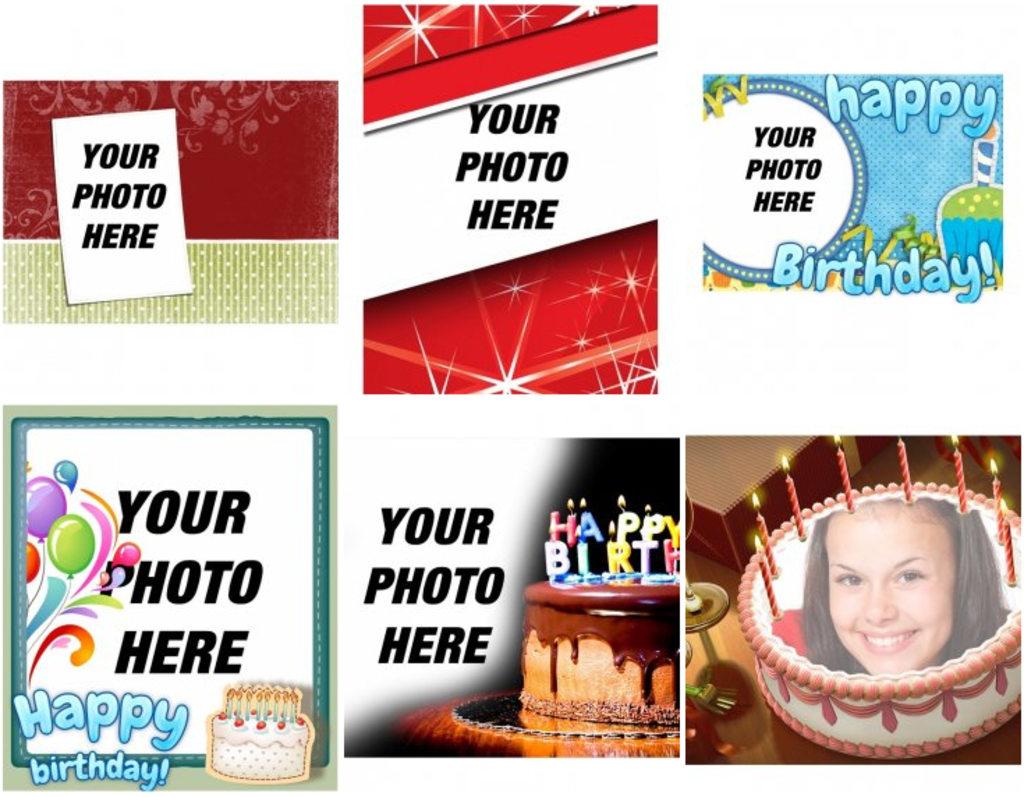 Birthday cards online - Photofunny
