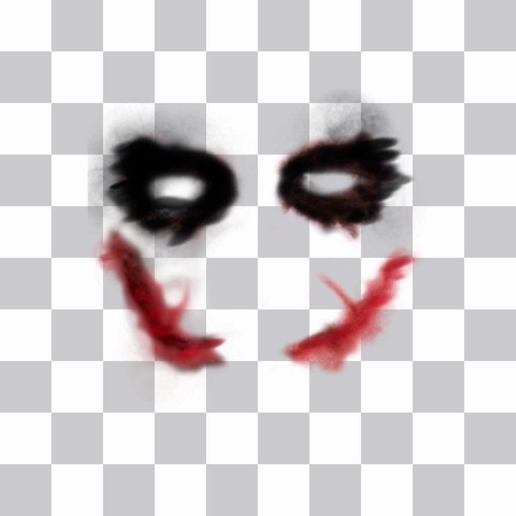 Sticker to become the Joker