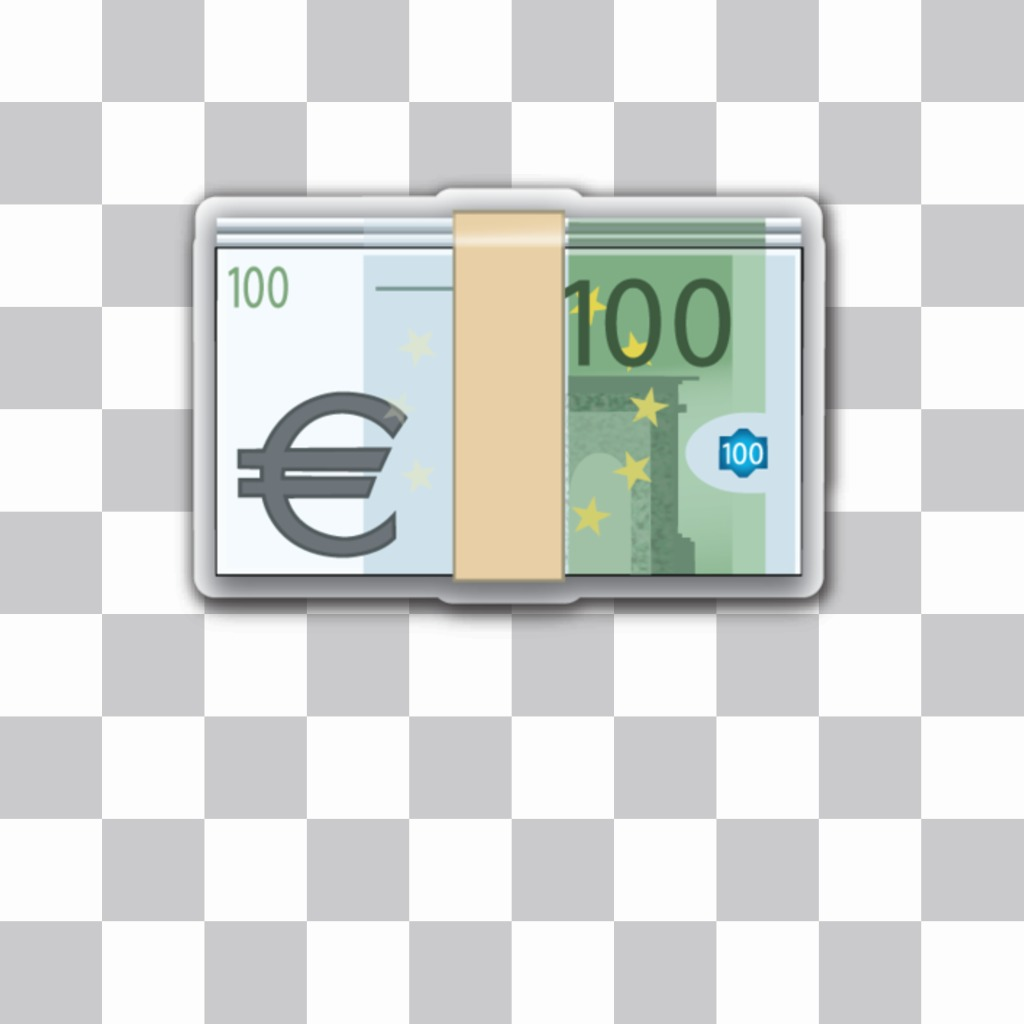 Hundred Euros You Can Insert Into Your